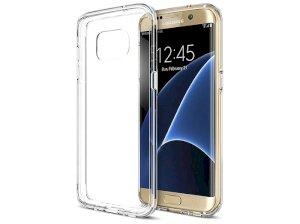 قاب محافظ  شیشه ای ژله ای توتو سامسونگ Totu TPU/PC Case Samsung Galaxy S7 Edge