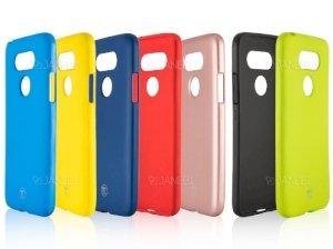 محافظ ژلهای سیلیکونی ال جی TT Sborn TPU Case LG G5
