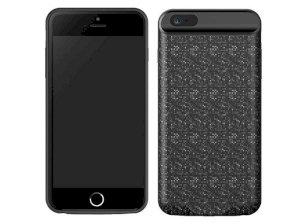 قاب باتری دار بیسوس آیفون Baseus Plaid Backpack Power Bank Case iPhone 7