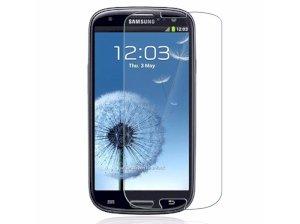 محافظ صفحه نمایش شیشه ای سامسونگ Glass Screen Protector Samsung Galaxy S3