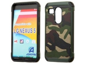 قاب محافظ چریکی الجی Umko War Case LG Google Nexus 5X