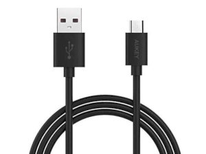 کابل تبدیل آکی Aukey CB-D11 USB To Micro USB Cable 3.2m