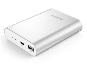 پاور بانک آکی Aukey PB-T1 10400mAh Power Bank