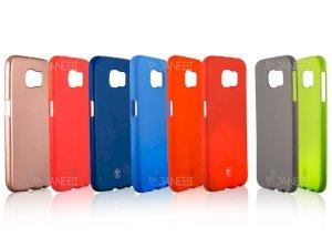 محافظ ژلهای سیلیکونی سامسونگ TT Sborn TPU Case Samsung Galaxy S6