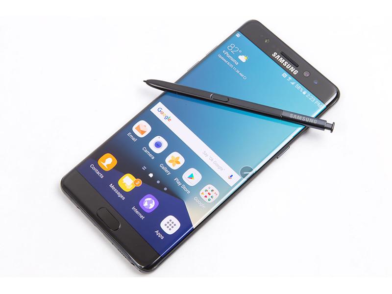 فروش گوشی های نوت 7 دست دوم در چین آغاز شده است