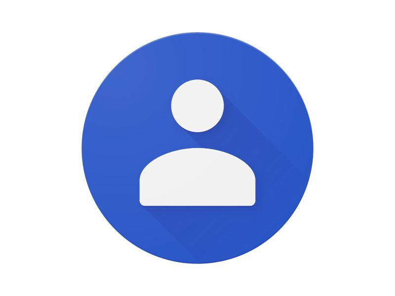 Google Contacts 2.0 با ظاهر متفاوت عرضه شد