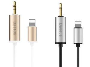 کابل صدا لایتنینگ بیسوس Baseus Audio Cable B37