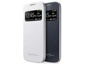 کیف محافظ سامسونگ Samsung View Flip Cover Galaxy S4