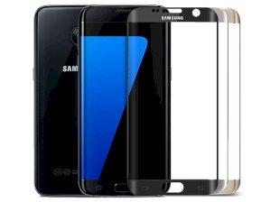 محافظ صفحه نمایش شیشه ای سامسونگ Cococ Glass Screen Samsung Galaxy S7 Edge