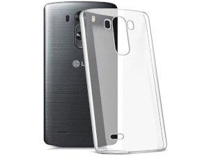 محافظ ژله ای شفاف ال جی LG G3 Jelly Cover