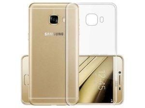 محافظ ژله ای سامسونگ Samsung Galaxy C7 Jelly Cover