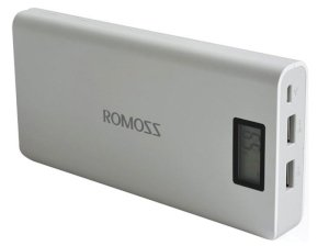 پاور بانک روموس Romoss Solo 6 Plus Power Bank 16000mAh