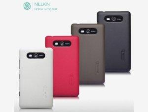 قاب محافظ نیلکین نوکیا Nillkin Frosted Shield Case NOKIA Lumia 820