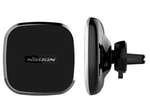شارژر بی سیم آهن ربایی داخل خودرو نیلکین Nillkin Car Magnetic Wireless Charger II-B CM-WCP II