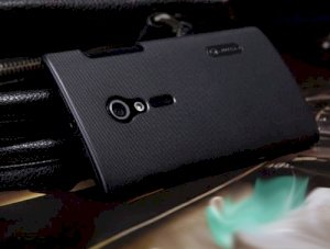 قاب محافظ نیلکین سونی Nillkin Frosted Shield Case Sony Xperia ion