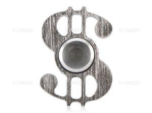 اسپینر فلزی طرح دلار Fidget Spinner Metal Dollar