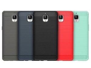محافظ ژله ای وان پلاس Carbon Fibre Case OnePlus 3