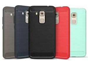 محافظ ژله ای هواوی Carbon Fibre Case Huawei Nova Plus