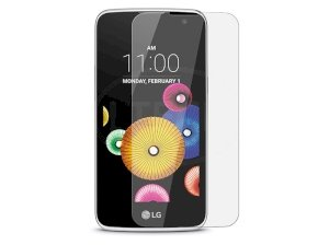 محافظ صفحه نمایش شیشه ای ال جی Glass Screen Protector LG K4