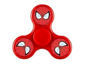 اسپینر فلزی اسپایدرمن Fidget Spinner Metal Spider Man Animation