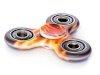اسپینر فلزی طرح آتش Fidget Spinner Metal Fire
