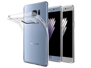 محافظ ژله ای اسپیگن سامسونگ Spigen Liquid Crystal Case Samsung Galaxy Note 7