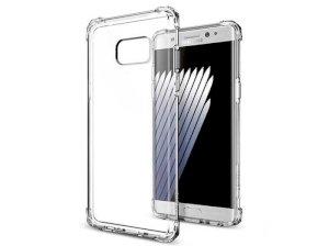 قاب محافظ شیشه ای اسپیگن سامسونگ Spigen Crystal Shell Case Samsung Galaxy Note 7