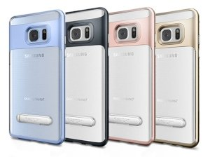 قاب محافظ اسپیگن سامسونگ Spigen Crystal Hybrid Case Samsung Galaxy Note 7
