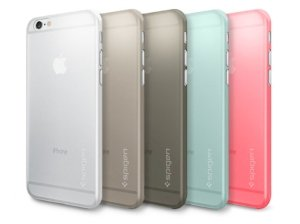 قاب محافظ اسپیگن آیفون Spigen Air Skin Apple iphone 6/6s