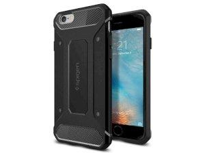 محافظ ژله ای اسپیگن آیفون Spigen Rugged Armor Case Apple iphone 6/6s
