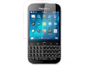 محافظ صفحه نمایش شیشه ای Glass Screen Protector BlackBerry Classic Q20