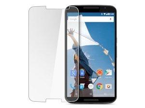 محافظ صفحه نمایش شیشه ای موتورولا Glass Screen Protector Motorola Nexus 6
