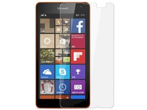 محافظ صفحه نمایش شیشه ای مایکروسافت Glass Screen Protector Microsoft Lumia 540