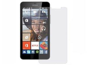 محافظ صفحه نمایش شیشه ای مایکروسافت Glass Screen Protector Microsoft Lumia 532