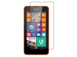 محافظ صفحه نمایش شیشه ای نوکیا Glass Screen Protector Nokia Lumia 630