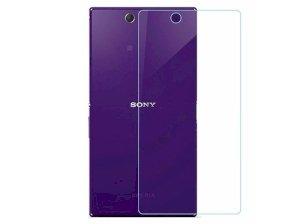 محافظ صفحه نمایش شیشه ای پشت سونی Glass Back Protector Sony Xperia Z Ultra