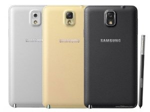 درب پشت Samsung Galaxy Note 3