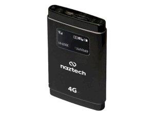 مودم و روتر بی سیم 4G نزتک Naztech NZT-8830 4G Router Wi-Fi Hotspot