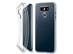 محافظ ژله ای اسپیگن ال جی Spigen Liquid Crystal Case LG G6