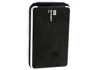 هارد اکسترنال وسترن دیجیتال 2 ترابایت Western Digital My Passport Pro External Hard Drive 2TB
