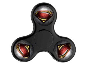 اسپینر فلزی طرح سوپرمن Fidget Spinner Superman