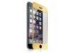محافظ صفحه نمایش شیشه ای طلایی نزتک آیفون Naztech Silver Tempered Glass Screen Protector iPhone 6/6s