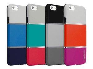 قاب محافظ سیلیکونی نزتک Naztech Metro Case iPhone 6/6s