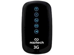 مودم و روتر بی سیم نزتک Naztech NZT-6630 3G Router Wi-Fi Hotspot