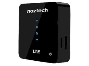 مودم و روتر بی سیم 4G و پاور بانک نزتک Naztech NZT-9930 4G Router Wi-Fi Hotspot and Powerbank