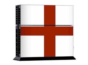 کاور اسکین کنسول بازی پلی استیشن 4 PS4 Skin England