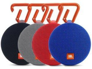 اسپیکر بلوتوث جی بی ال  JBL Clip 2 Bluetooth Speaker