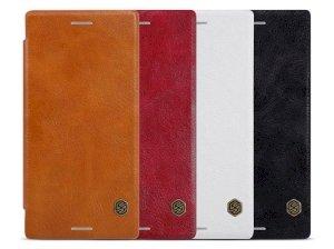 کیف چرمی نیلکین سونی Nillkin Qin Leather Case Sony Xperia XZ/XZs