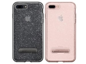 قاب محافظ اسپیگن آیفون Spigen Crystal Hybrid Glitter Case Apple iPhone 7 Plus/8 Plus