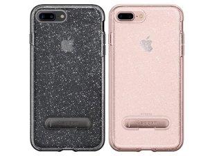 قاب محافظ اسپیگن آیفون Spigen Crystal Hybrid Glitter Case Apple iPhone 7 Plus/8 Plus